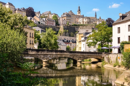 luxembourg scenic picture
